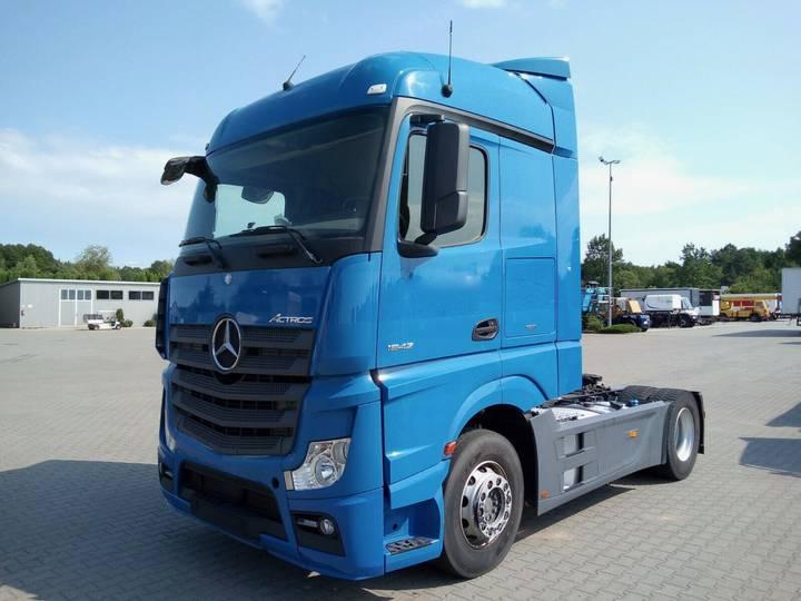 Mercedes-Benz Actros 1842 E6 Retarder Klima FB Top Zustand - 2014
