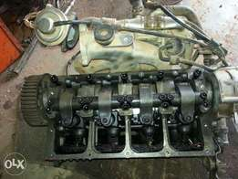 Cylinder head for golf 5 1.9 TDi