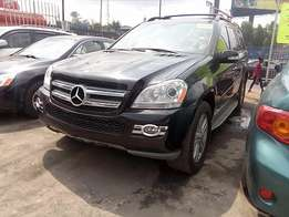 Mercedes-Benz GL450 (2008)