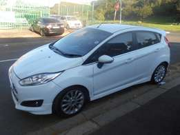 2013 Ford Fiesta 1.6 Econetic Hatcback Full house for sale