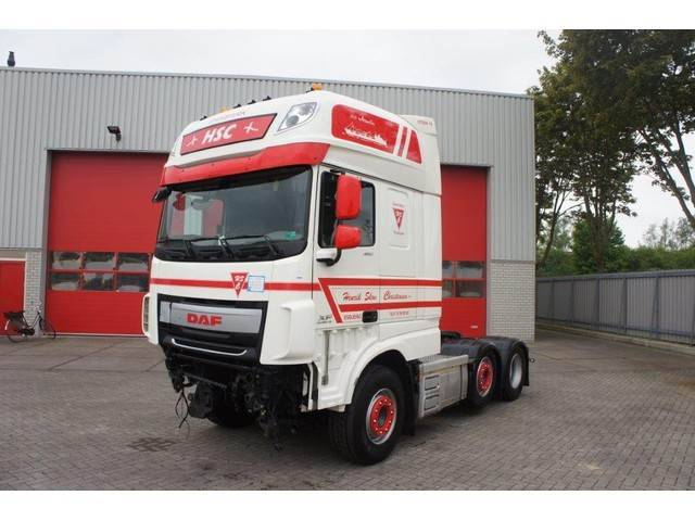 DAF Xf106-460 / Super Spacecab / Automatic / Euro-6 / - 2016
