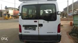 Extremely clean foreign used opel movano mini van available for sale