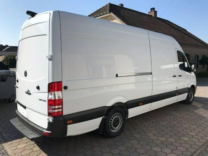 Mercedes-Benz SPRINTER 316CDI L3-H2*NAVI+KAMERA*KLIMA*TEMPOMAT