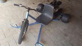 Motorized Drift Trike