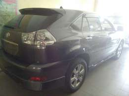 Toyota Harrier 2011, 2011