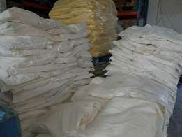 Once used 25 kg Bags
