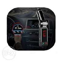 New Car FM Bluetooth Transmitter With Charger
