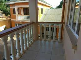 Two bedroomed apartment located in kibuli
