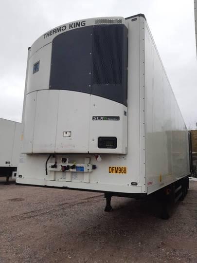 Schmitz Cargobull 2- Lämpöfrigo - 2015