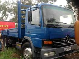 Mercedes Benz 1317 Atego on bargain