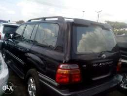 Toyota Land cruiser up for grabs