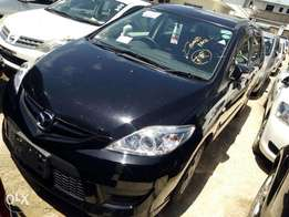 Clean Black Mazda premacy car on sale.
