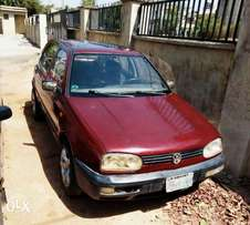 Super Golf 3 automatic for grabs