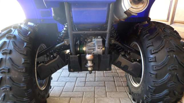Yamaha Grizzly 660 utility quad,As New condition.Only 1750kms. Centurion - image 7