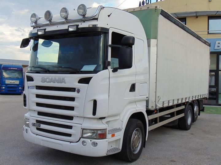 Scania R 420 LB 6X2/ EURO 5 - 2007