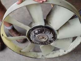 Bell B30D Fan and Viscous Assembly