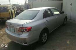 Neatly used Manual Drive 2012 Toyota Corolla
