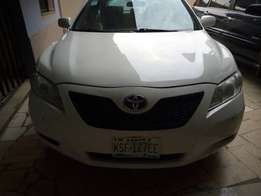 White and clean Nigerian number plate car for sale at a cool price