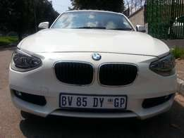 Here 2012 BMW 116i 5door In Excellent Condition,full House