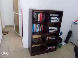 For Sale!! Fairly used Book Shelf N15,000