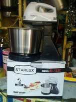 Hand/Stand/Cake Mixer with SS Bowl