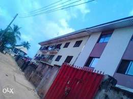 6flats two storey building for sale.