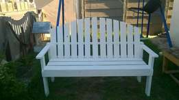 3 seater lovers benches for sale