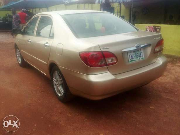 Super clean corolla Enugu North - image 2