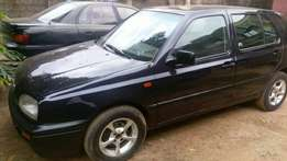 Clean Golf3 for Sale