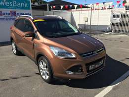 2014 ford kuga with certificate