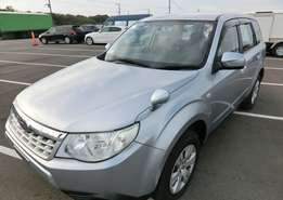 Subaru Forester 2011 One Time Offer!!!