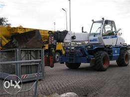 Manitou MRT2150 - For Import