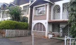Mvulili road 4 bedrooms mainsonatte for sale