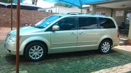 Chrysler grand voyager, 2.8 crd, 2010, R250000