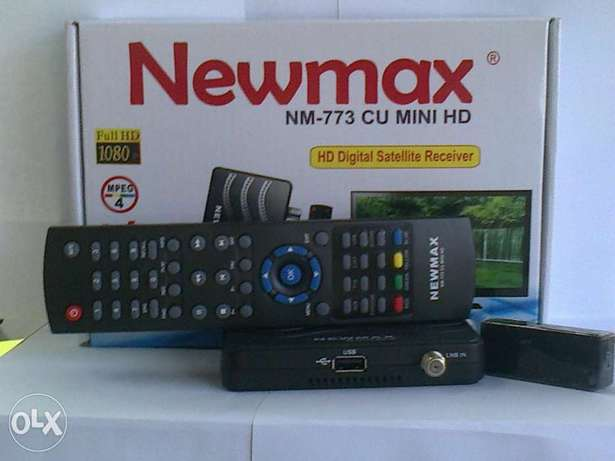 Newmax receiver full HD