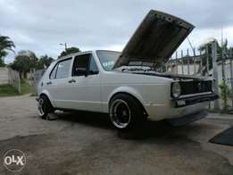 golf 1 rabbit small bumpers forsale