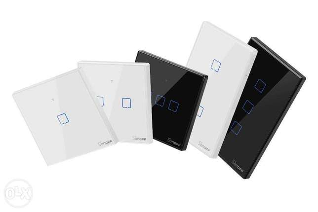 Sonoff TX Series US WiFi Wall Switches