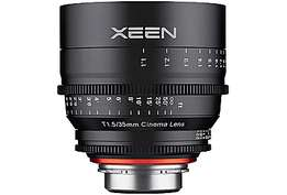 Samyang XEEN 35mm T1.5 Pro Cine Lens for Canon