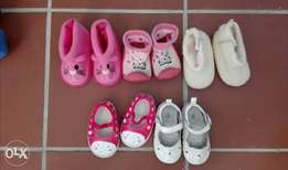 Little girls shoes size 2