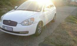 Hyundai Accent 1.6 Automatic