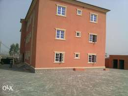 3 bedroom flat at maitama extension mpape