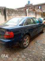 Audi A4 for grab at a cheap price