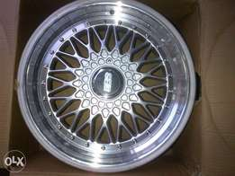 18inch BBS Mags 5/100 Not Set and 5/112 not Set