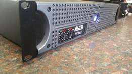ALTO Pro APX1500 2-Channel 1500 Watt Power Amplifier
