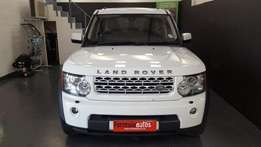 2011 Land Rover Discovery 4 3.0TD V6S