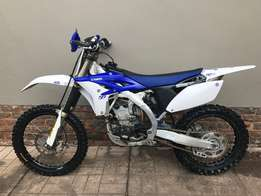 Yamaha Bikes YZ250F all shapes TTR125 all in good condition