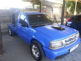 Ford Courier 3.0 V6 Tow Truck