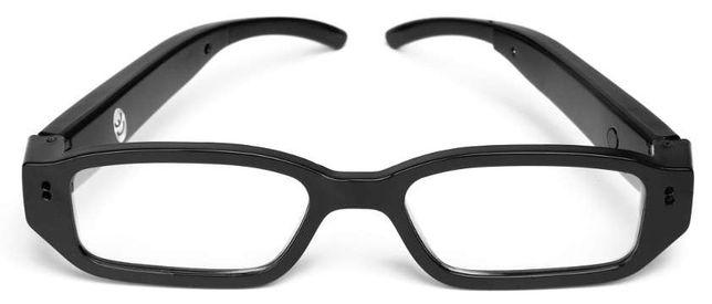 Okulary z kamera inwigilacja detektyw hit 2017 ostatnie