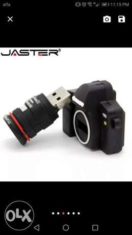 USB flash memory for photography lovers