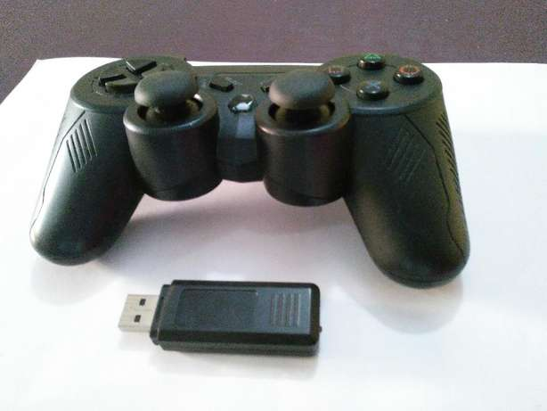 Wireless Gamepad for PC and PS3 Kisumu CBD - image 2